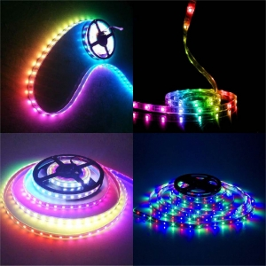 12-24V LED RGB/RGBW Ribbon